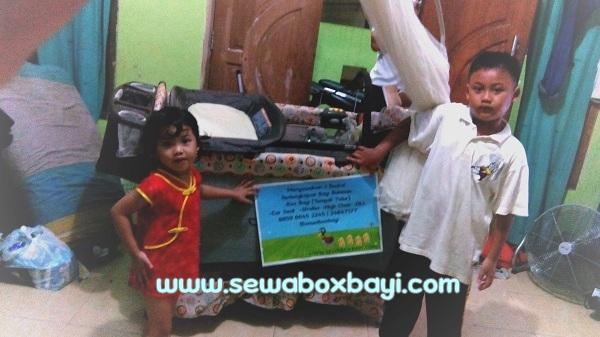 sewa box bayi lala gading serpong
