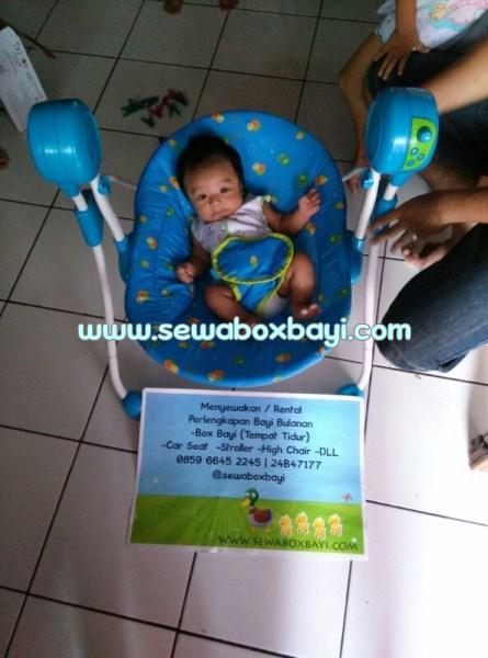 sewa baby swing elsih islamic centre