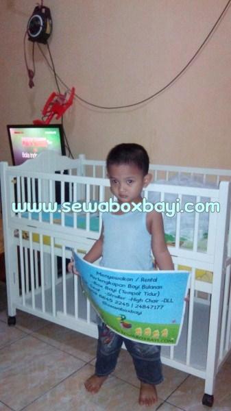sewa box bayi nurhasanah pondok aren