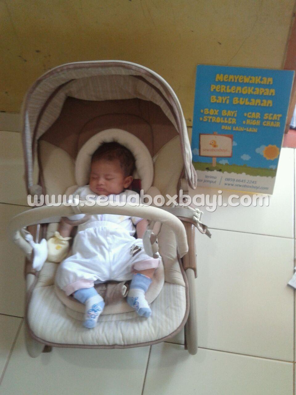 angga bintaro kodam rental bouncer bayi
