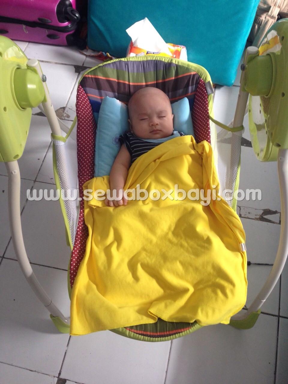filia rental baby swing bintaro