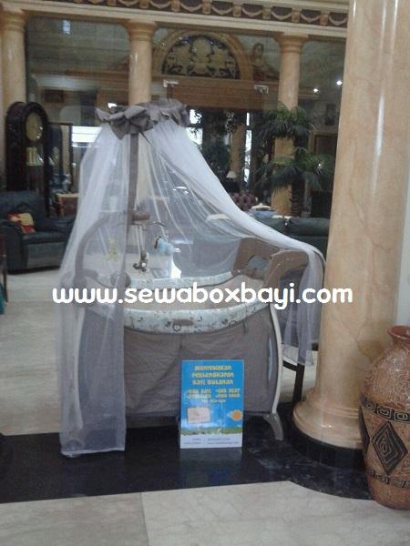 toto gudang peluru rental baby cot tebet jakarta selatan