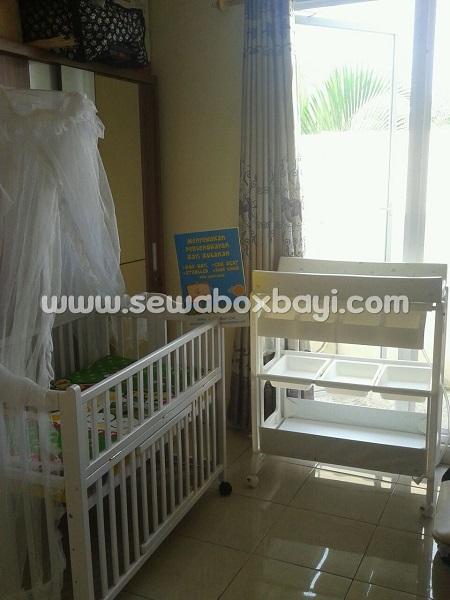 wenny puri medland cipondoh rental box bayi kayu dan bak mandi bayi